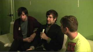 Cobra Starship Interview (Part 1) - BVTV