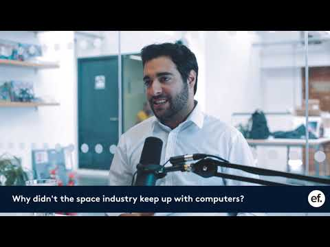 Why the Space Industry Is Ready for Disruption - Rafael Jorda Siquier of Open Cosmos