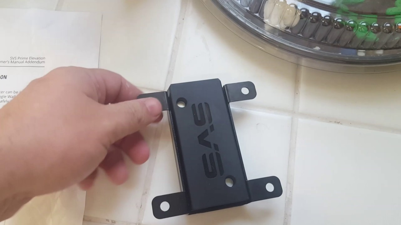 Quick Overview Of The Svs Prime Elevations Ceiling Mount
