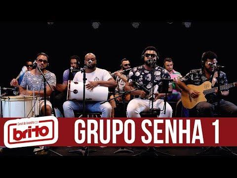 Grupo senha 1 | Acústico Canal do Leandro Brito (Completo)