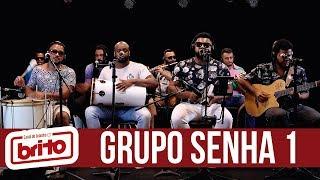 Baixar Grupo Senha 1 | Acústico Canal do Leandro Brito (Completo)
