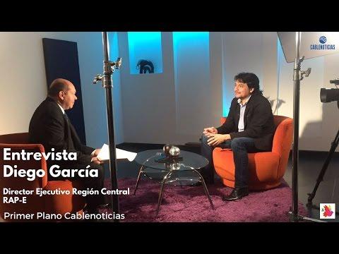 Entrevista Diego García Director RegiónCentral RAPE - Primer Plano Cablenoticias