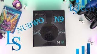 Nubwo N9 Gaming Headset   PS4 Gaming   PC Gaming   Gaming  Headphones