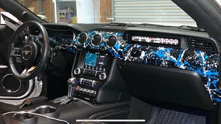 homepage tile video photo for Splashing Paint All Over My Mustang  GT