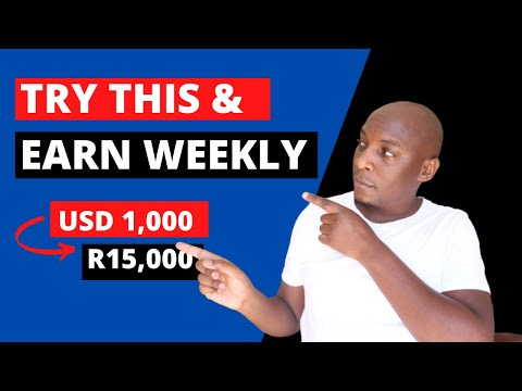 How To Make Money Online In South Africa – 2021 Side Hustles