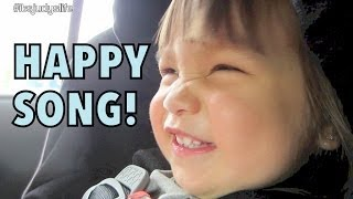 HAPPY SONG! - June 25, 2014 - itsJudysLife Daily Vlog