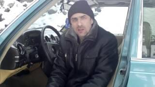 Обзор Мерседеса W123