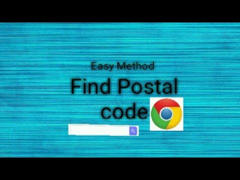 How To Find My Postal\Zip Code| My Postal Code| My Zip Code| By T For Technical