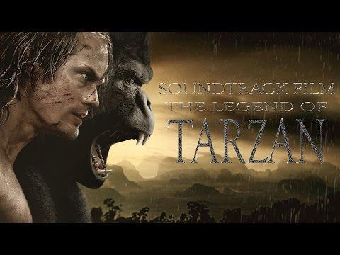 Download SOUNDTRACK MOVIE TRAILER THE LEGEND OF TARZAN 2016
