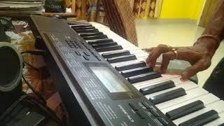 Riba Riba   Rabha Song   Piano Cover