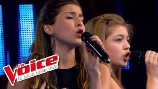 Natalie Imbruglia Torn Louane Vs Diana Espir The Voice France 2013 Battle