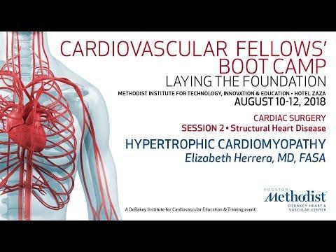Hypertrophic Cardiomyopathy (Elizabeth Herrera, MD, FASA)
