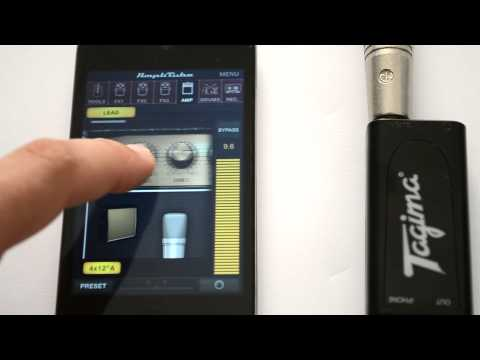 Tagima TIC-5 Interface para Guitarra / Contrabaixo