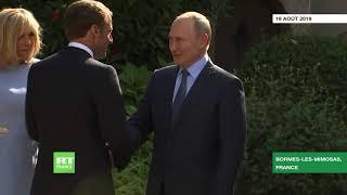 Que retenir de la visite de Vladimir Poutine en France ?