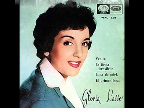 Gloria Lasso  Luna de miel