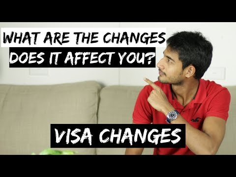 VISA CHANGES For International Students | India, Pakistan & Nepal | Study In Australia