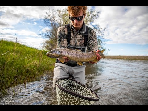 Two Days On The Madison River(Ennis Montana)