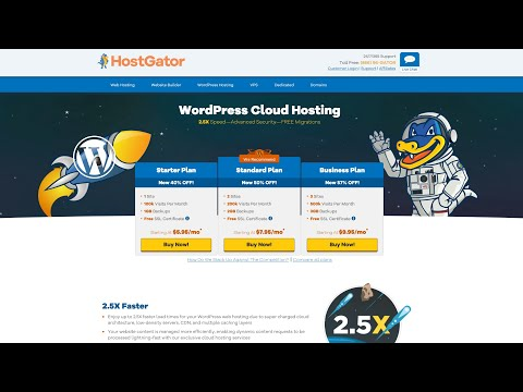 How To Install WordPress on HostGator - 2017 (updated version)