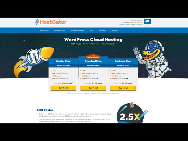 How to Install WordPress on HostGator [updated version]