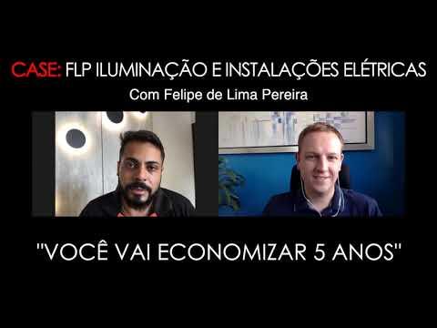 Felipe – FLP Iluminação e Instalações Elétricas