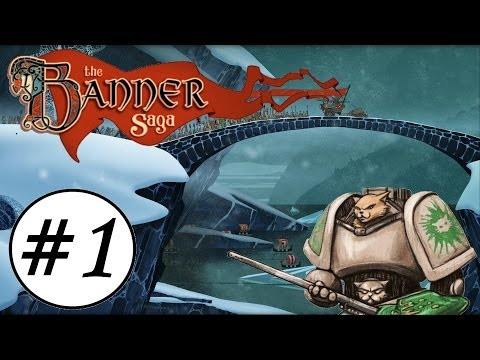 Let's Play The Banner Saga - Episode 1 - Gameplay Impressions
