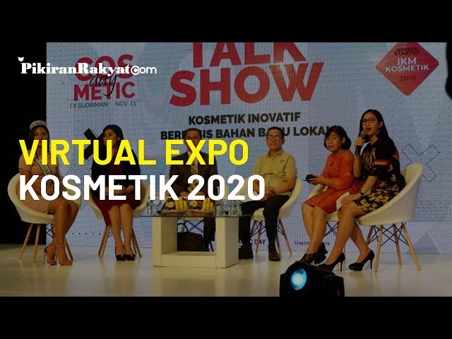Dorong Perkembangan Industri Kosmetik Dalam Negeri, Kemenperin Gelar Virtual Expo Kosmetik 2020