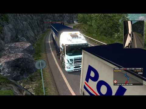 ETS2 MP |FHD|DE] Wunsch : Bergen - Oslo