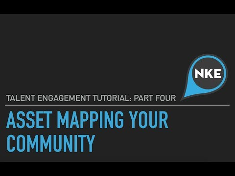 Asset Mapping Your Community