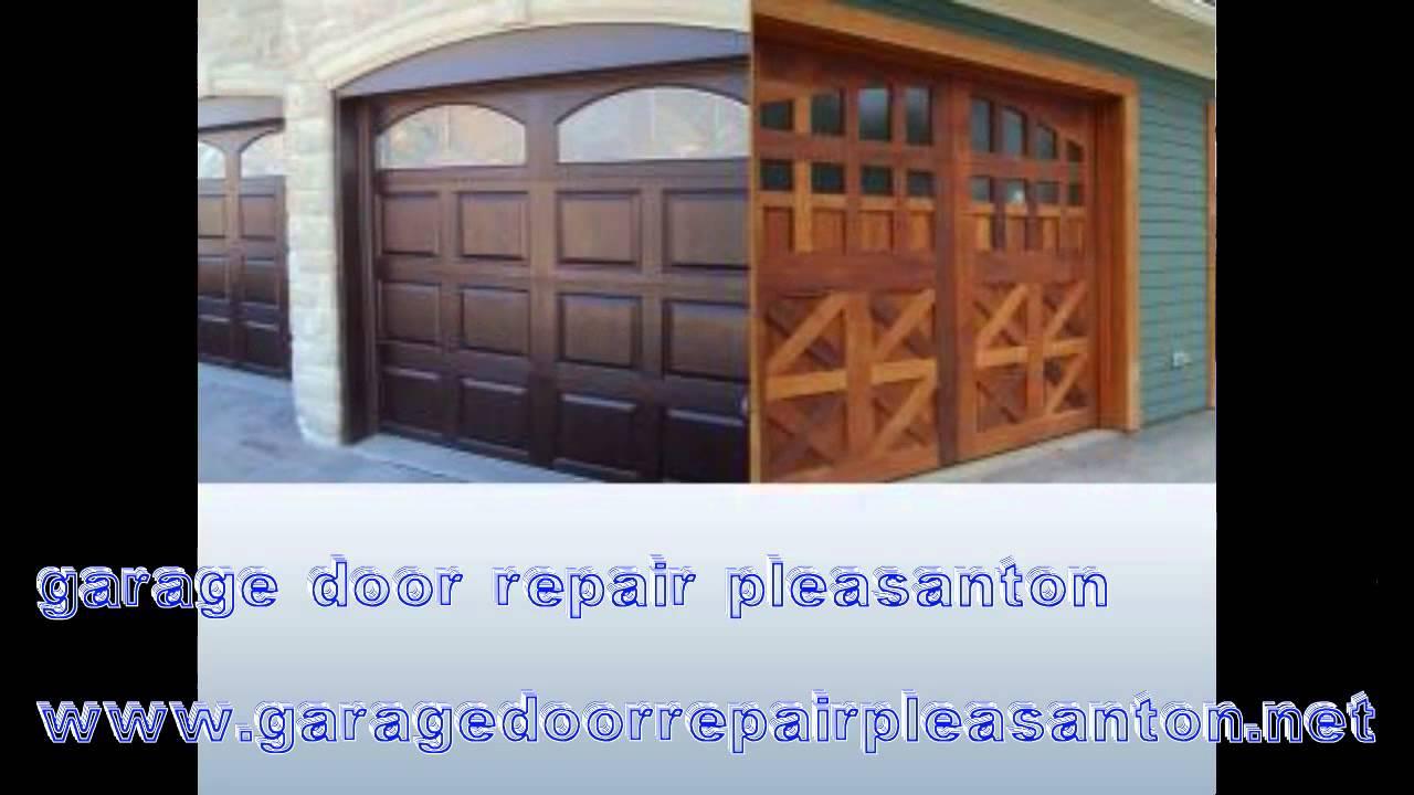 Garage Door Repair Pleasanton   YouTube
