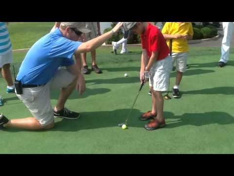 The Country Club of Virginia 2014 Junior Golf Season