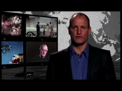 "Woody Harrelson 'Ethos"" Time to Wake Up Humanity"