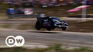 Harte Hunde - FIA Rallycross-WM | DW Deutsch