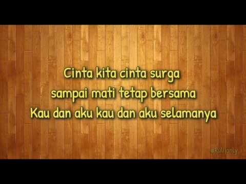 Lirik lagu Cinta Surga (AURA) Aurel Rassya