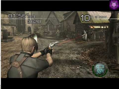 Resident Evil 4 Infinite Time Ammo Any Weapon Anywhere Youtube