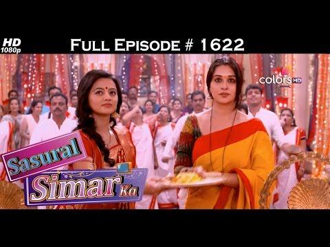 Sasural Simar Ka - 2nd October 2016- ससुराल सिमर का - Full Episode (HD)