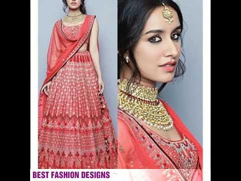 Indian Traditional Lahanga Choli designs//Lahanga Choli Designs 2019-BEST FASHION DESIGNS