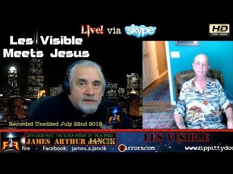 F2F Radio - Les Visible Meets Jesus (180722)