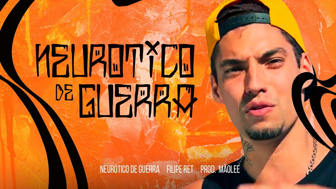 Filipe Ret - Neurótico de Guerra (prod. Mão Lee) Clipe Oficial | TUDUBOM #1