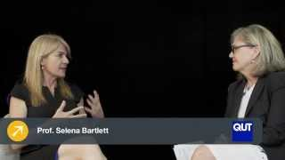 Growing your brain – enhancing leadership by changing your mindset – Professor Selena Bartlett