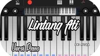 Lintang Ati _Dwi putra Versi piano
