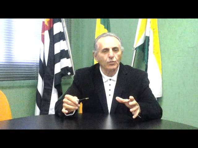 PALAVRA DO PASTOR LUIZ BERGAMIN PARA OS CONGRESSITAS DA MENIBRAC 2013 Travel Video