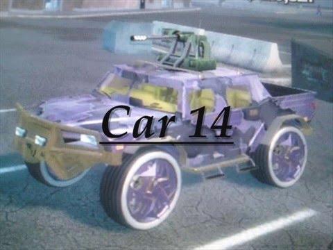 Superiore Saints Row 2 Saints Row 2 my Pimped Cars