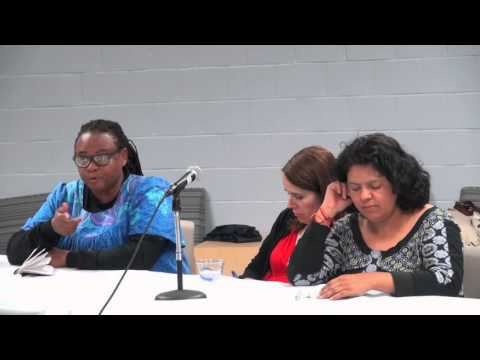 11/19/15 Forum With Indigenous Activists In Honduras