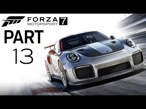 "Forza Motorsport 7 - Let's Play - Part 13 - ""Sport Touring (Aston Martin V12 Vantage S)"""