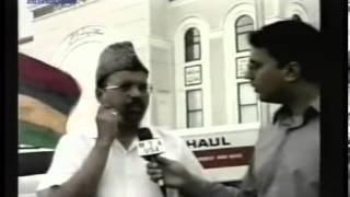 Interviews at Jalsa Salana USA 2002