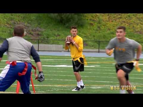 Wyoming Equipment Staff vs. BYU Equipment Staff 7 on 7