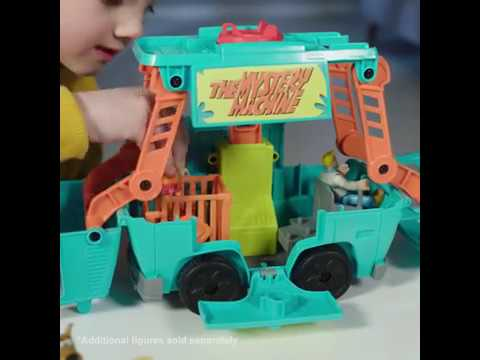 Fisher-Price Imaginext Scooby-Doo Transforming Mystery Machine | Toys R Us Canada