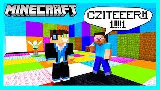 VERTEZ ZNOWU CZITUJE W MINECRAFT PARTY!