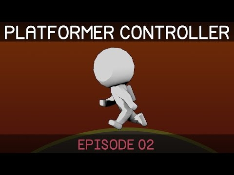 [Unity] Creating a 2D Platformer (E02. collision detection)