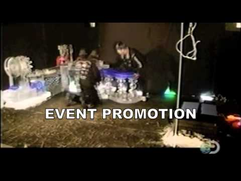Promotions, Publicity, and Ice Sculptures all in one place